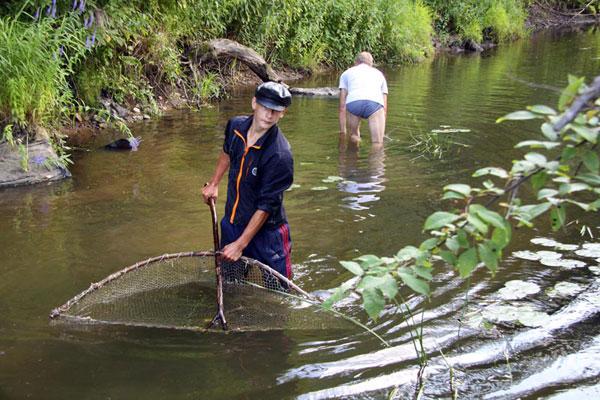 рыбалка на реке елнать в мае