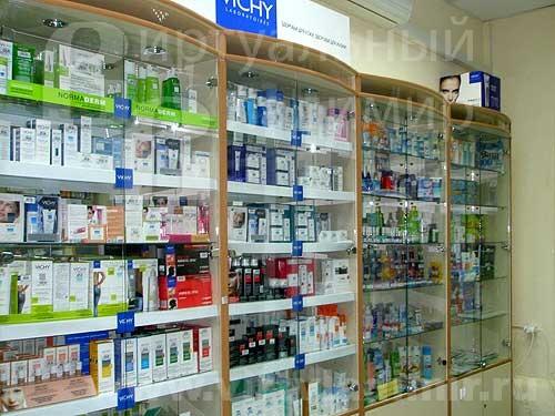 Ассортимент лечебной косметики для аптеки