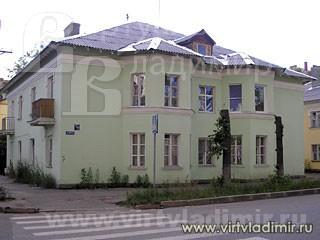 Улица Разина, дом 21 Город Владимир - Старт33
