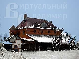 Владимир туризм